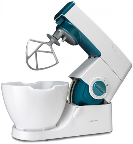 mikser robot planetarny kenwood chef km350 blender - 5641342782